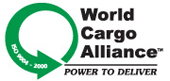 A member of WCA, World Cargo Alliance